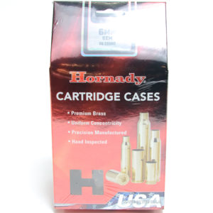 Hornady Brass Unprimed 6mm Rem (50) 5/Cs