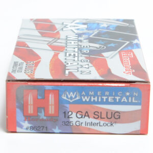 Hornady Ammo 12 Ga Slug 325 Grain Interlock American Whitetail (5)