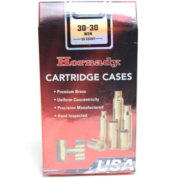Hornady Brass Unprimed 30-30 Win (50)