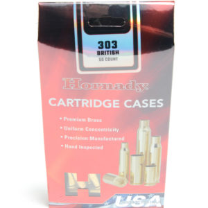 Hornady Brass Unprimed 303 British (50)
