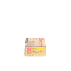 Hornady Ammo 9mm Luger 147 Grain XTP (eXtreme Terminal Performance) (25)