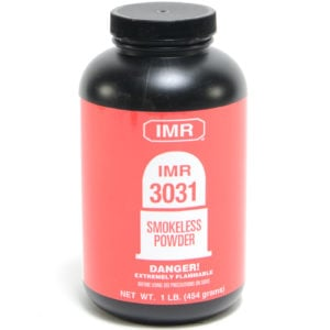 IMR 3031 1 Pound of Smokeless Powder