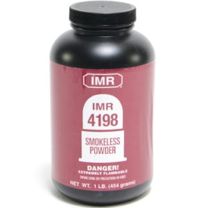IMR 4198 1 Pound of Smokeless Powder