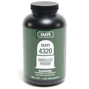 IMR 4320 1 Pound of Smokeless Powder