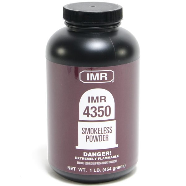 IMR 4350 1 Pound of Smokeless Powder