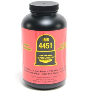 IMR 4451 1 Pound of Smokeless Powder
