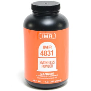 IMR 4831 1 Pound of Smokeless Powder
