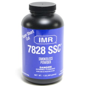 IMR 7828 SSC (Super Short Cut) 1 Pound of Smokeless Powder