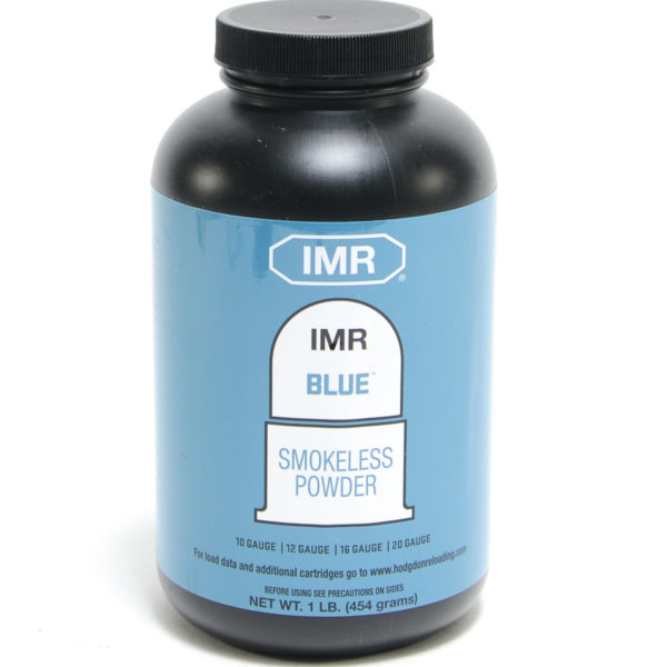IMR Blue 1 Pound of Smokeless Powder