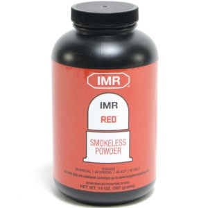 IMR Red 14 Oz of Smokeless Powder