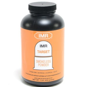 IMR Target 1 Pound of Smokeless Powder
