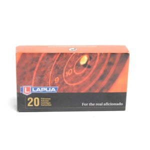 Lapua Ammo 308 170 Grain Full Metal Jacket Boat Tail (20)