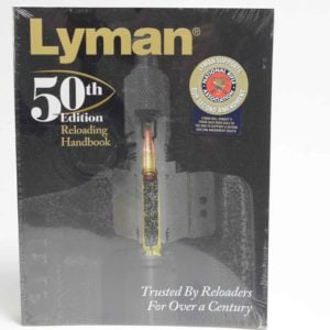 Lyman Reloading Manual 50Th Ed