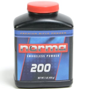 Norma 200 1 Pound of Smokeless Powder