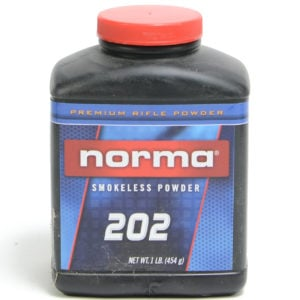 Norma 202 1 Pound of Smokeless Powder