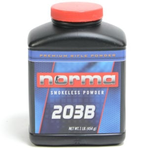Norma 203-B 1 Pound of Smokeless Powder