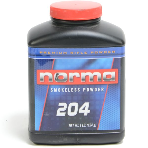 Norma 204 1 Pound of Smokeless Powder