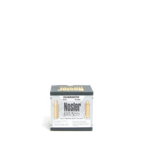 Nosler Unprimed Brass 308 Win (50)