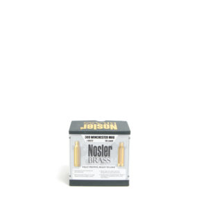 Nosler Unprimed Brass 300 Win Magnum (50)