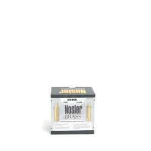 Nosler Unprimed Brass 300 WSM (25)