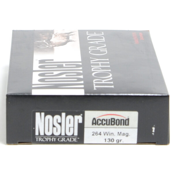 Nosler Ammo 264 Win 130 Grain Accubond (20)