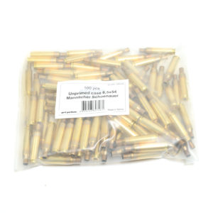 Prvi Partizian Unprimed Brass 6.5X54 Ms (100)