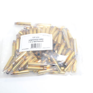 Prvi Partizian Unprimed Brass 7.5X54 French (100)
