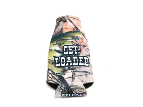 Powder Valley Bottle Koozie Camo