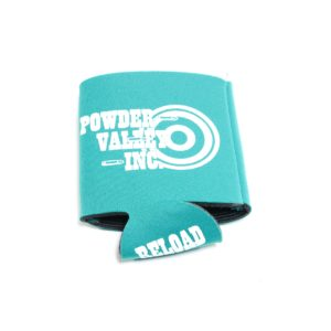 Powder Valley Can Koozie Turquoise
