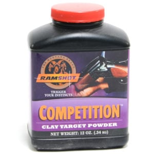 Ramshot Competition 10 Oz of Smokeless Powder