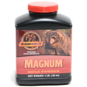 Ramshot Magnum 1 Pound of Smokeless Powder