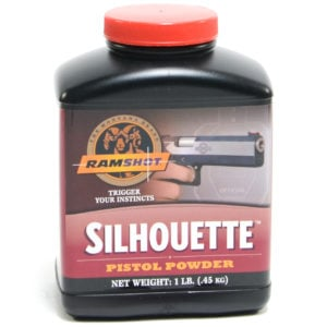 Ramshot Silhouette 1 Pound of Smokeless Powder
