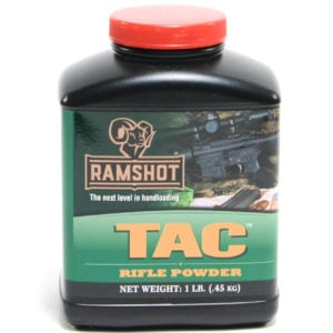 Ramshot Tac 1 Pound of Smokeless Powder
