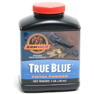 Ramshot True Blue 1 Pound of Smokeless Powder