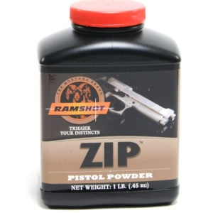 Ramshot Zip 1 Pound of Smokeless Powder