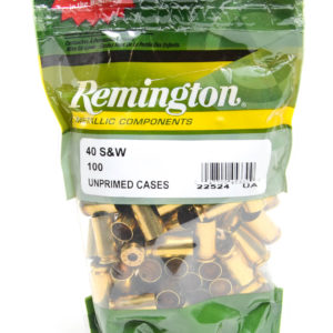 Remington 40 S&W  (100)