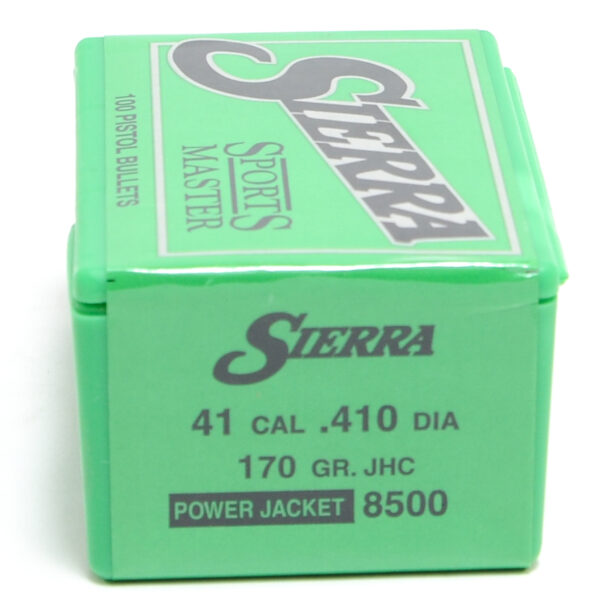 Sierra .410 / 41 170 Grain Jacketed Hollow Cavity (100)