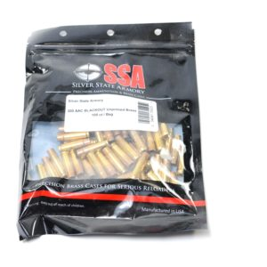 SSA Brass 300 AAC Blackout (100) 17/Cs