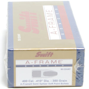 Swift .410 / 41 350 Grain A-Frame Semi-Spitzer (50)