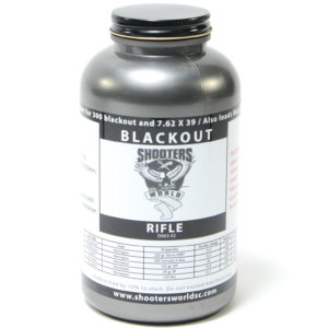 Shooters World Blackout D063.02 1 Pound of Smokeless Powder
