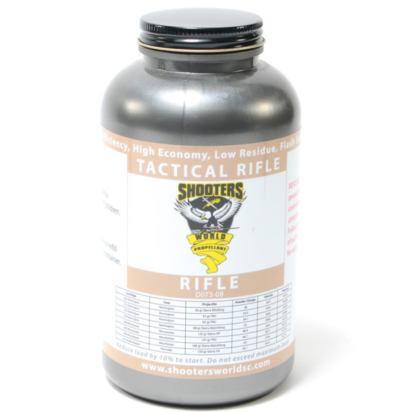 Shooters World Tactical Rifle D073-01 1 Pound of Smokeless Powder