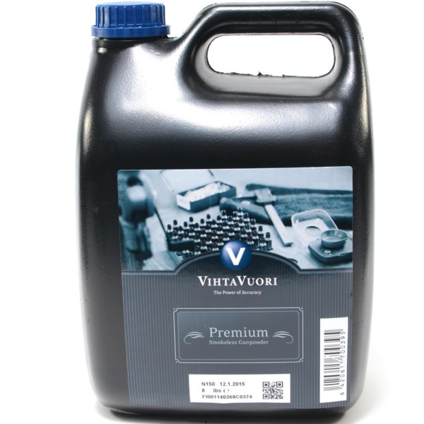 Vihtavuori N150 8 Pound of Smokeless Powder