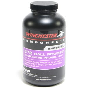 Winchester 572 1 Pound of Smokeless Powder