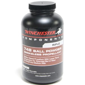 Winchester 748 1 Pound of Smokeless Powder