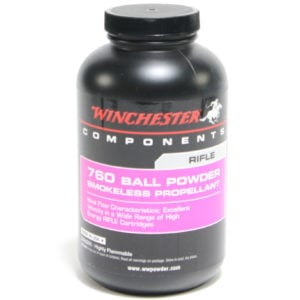 Winchester 760 1 Pound of Smokeless Powder