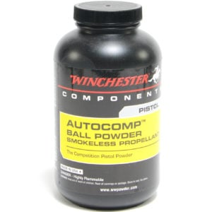Winchester Autocomp 1 Pound of Smokeless Powder