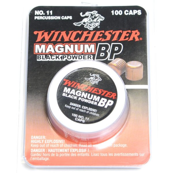 Winchester Percussion Caps #11 (100)