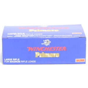 Winchester Large Rifle Magnum Primers (1000)
