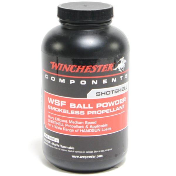 Winchester Super-Field (WSF) 1 Pound of Smokeless Powder