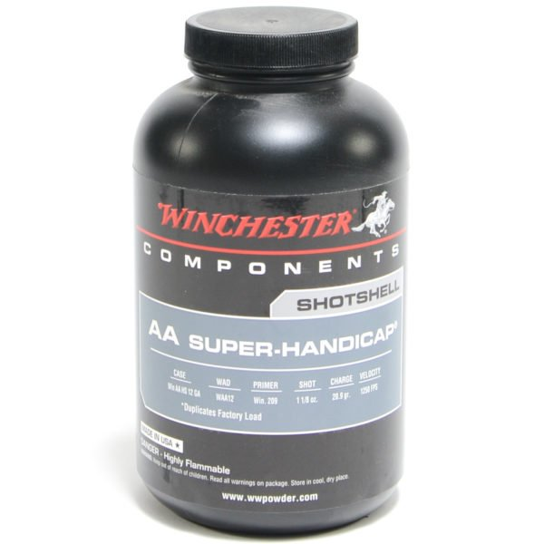 Winchester Super-Handicap 1 Pound of Smokeless Powder